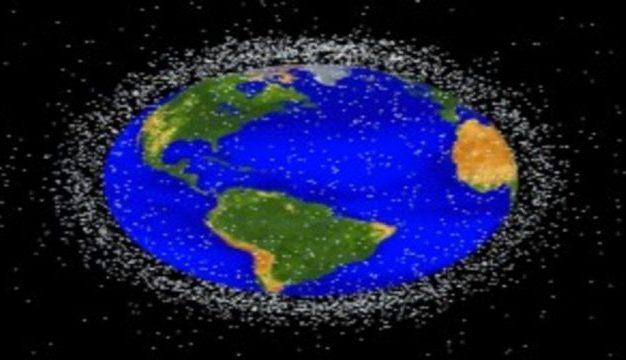 A la poursuite des débris spatiaux 2012