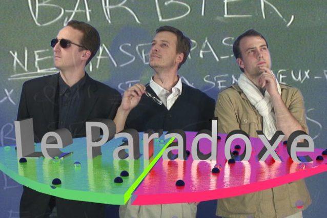 Le paradoxe 2013