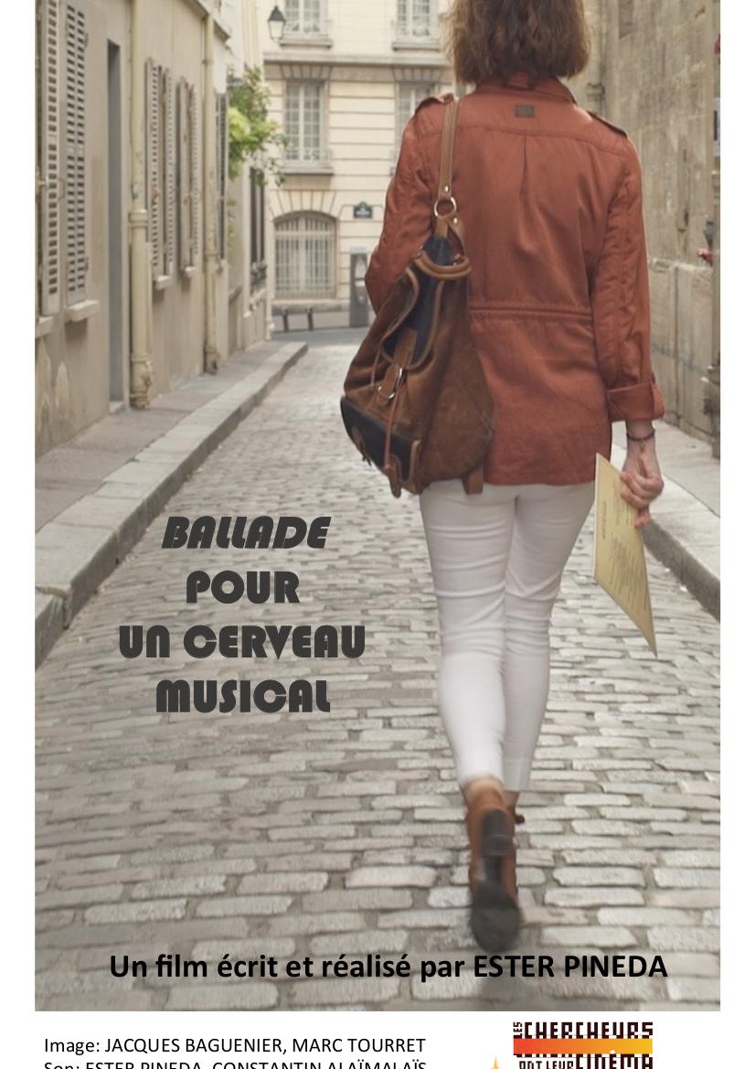 Ballade pour un cerveau musical, prix du jury 2017